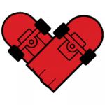 I Love To Skateboard